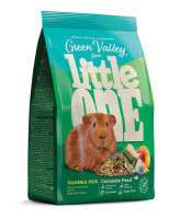 Little One Зеленая долина корм из разнотравья для морских свинок 750гр