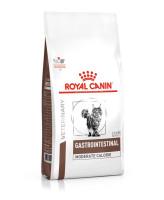 Royal Canin Gastrointestinal Moderate Calorie диета для кошек при нарушениях пищеварения 2кг