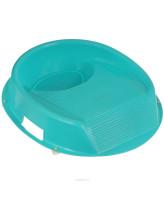 Туалет для кошек Зооник приучающий приучающий к унитазу 39*33*7см цвета в ассортименте