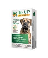 ИН-АП Комплекс капли для собак 30-50кг против блох, клещей, власоедов и гельминтов 5мл