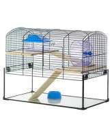 INTERZOO Клетка для грызунов AQUALAND 1 51,5*29*40см
