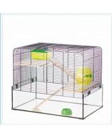INTERZOO Клетка для грызунов AQUALAND 2 59*38*47см