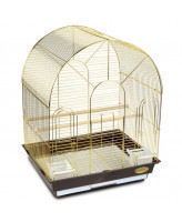 Triol Клетка для птиц 52*41*66,5см золото