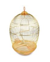 Triol Клетка для птиц d48 76,5см золото