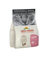 Almo Nature Holistic Корм для котят с Курицей и коричневым рисом