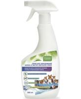 Пчелодар Спрей для уничтожения запахов и удаления пятен в местах обитания собак 500мл