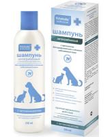 Пчелодар Шампунь антигрибковый с кетоконазолом 2% пролонгированного действия для кошек и собак 250мл