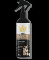 Royal Groom Груминг-спрей с Протеином и Норковым маслом для собак и кошек 200мл