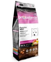 ProBalance Immuno Puppies Maxi Корм для щенков крупных пород 15кг