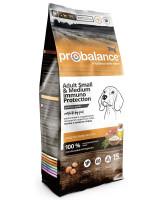 ProBalance Immuno Adult Small & Medium Корм для собак мелких и средних пород