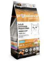 ProBalance Immuno Salmon Корм для кошек с лососем 10кг