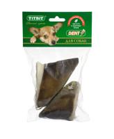 TiTBiT Лакомство для собак Копыто мясное говяжье