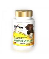 Unitabs SeniorComplex Витамины для пожилых собак всех пород 100таб.
