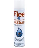 Фли спрей 3в1 для обработки помещений от блох, клещей и аллергенов 400мл FLEE SPREY