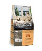 Pronature Holistic корм для кошек Утка с апельсином