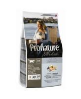 Pronature Holistic корм для кошек для здоровья кожи и шерсти Лосось с коричневым рисом