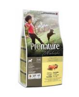 Pronature Holistic корм для щенков всех пород Курица со сладким картофелем