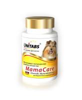 Unitabs MamaCare Витамины для беременных и кормящих собак всех пород 100таб.