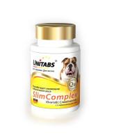 Unitabs SlimComplex Витамины для собак с избыточной массой тела 100таб.