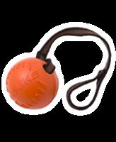 Doglike Мяч большой с лентой для собак 10см DM-7346