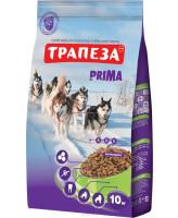 Трапеза Прима корм для собак с высокой активностью 10кг