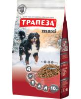 Трапеза Макси корм для собак крупных пород 10кг