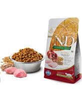 Farmina N&D ANCESTRAL GRAIN Низкозерновой корм для кастрированных кошек Курица с гранатом