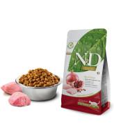 Farmina N&D PRIME Беззерновой корм для кастрированных кошек Курица, гранат