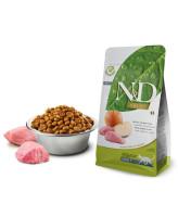 Farmina N&D PRIME Беззерновой корм для кошек Кабан, яблоко