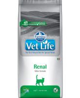 Farmina Vet Life Renal Диета для кошек при заболеваниях почек