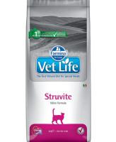 Farmina Vet Life Struvite Диета для кошек при мочекаменной болезни струвитного типа