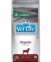 Farmina Vet Life Hepatic Диета для собак при заболеваниях печени