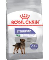 Royal Canin  Mini Sterilised Корм для кастрированных и стерилизованных собак мелких пород