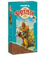 Зоомир Тортила-М Корм для водяных черепах, гранулы 90г