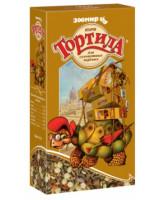 Зоомир Тортила Корм для сухопутных черепах 170г