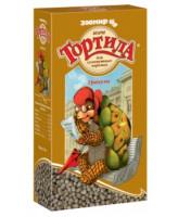 Зоомир Тортила Корм для сухопутных черепах, гранулы 150г