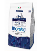 Monge Dog Medium Adult корм для собак средних пород