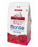 Monge Dog Mini Adult корм для собак мелких пород