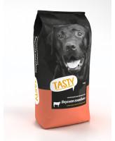 Тasty корм для собак всех пород Говядина