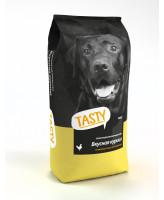 Тasty корм для собак всех пород Курица 15кг