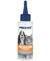8in1 PRO-SENSE Гигиенический лосьон для ушей собак и кошек 118мл Ear Solutions, P-87006