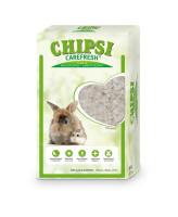 CHIPSI CareFresh Pure White Наполнитель бумажный для грызунов, птиц, рептилий белый 10л