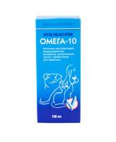 Мультибактерин Омега-10 пробиотик для поддержания и восстановления микрофлоры ЖКТ 100мл