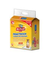 Mr.Fresh Super Подстилки гелевые повышенной впитываемости