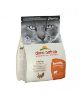 Almo Nature Holistic Корм для кошек с Индейкой