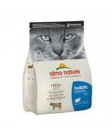 Almo Nature Holistic Корм для кастрированных кошек с Говядиной и рисом