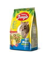 Happy Jungle Корм для крыс 400г