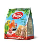 Happy Jungle Корм для декоративных птиц 350г