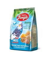 Happy Jungle Корм для волнистых попугаев в период линьки 500г