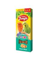 Happy Jungle Палочки для птиц Мед и яйцо 3шт